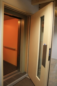Porte Passive sas ascenseur