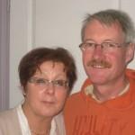 Roch et Viviane Tillieux responsable communication et chargée d'Affaire