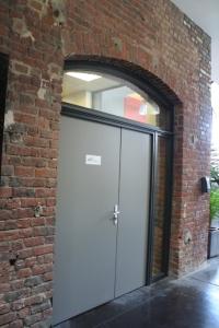 porte intérieure buraux