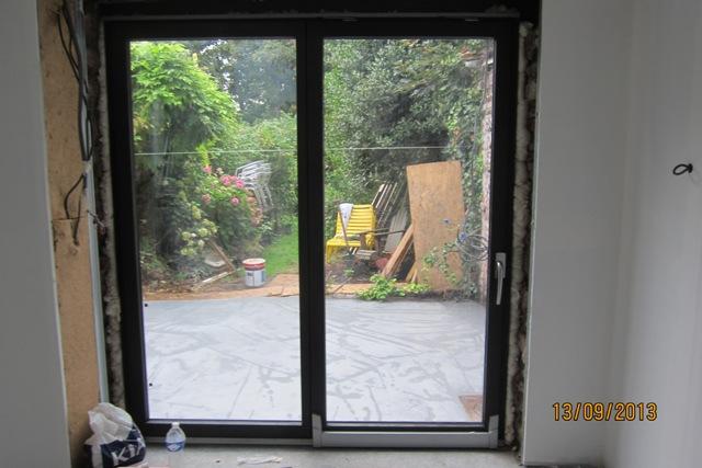 Rénovation Reawin+ triple vitrage