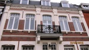 rénovation de façade à l'identique