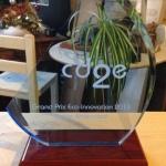 Grand prix eco innovation 2013 cd2e pour nos fenêtres optiwin